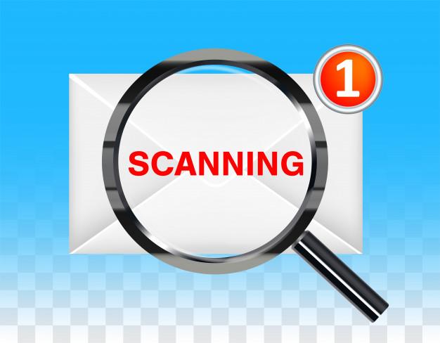Zeskanuj swoją pocztę i sprawdź kto zarządza Twoimi danymi